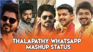 Thalapathy Mashup   Status   Tamil status video   Pham-Movement     Thalapathy WhatsApp status