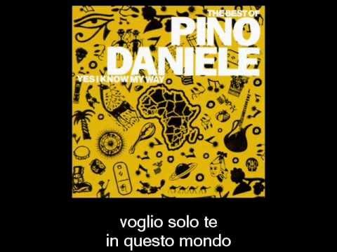 , title : 'Pino Daniele - Amore senza fine'