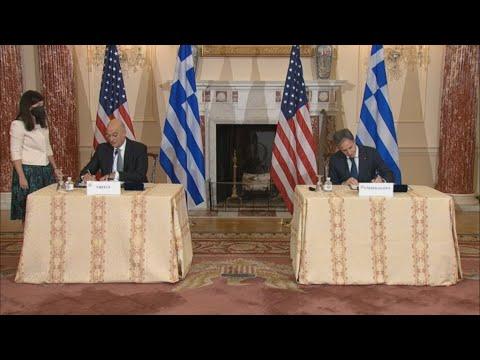 Υπεγράφη η Αμυντική συμφωνία Ελλάδας – ΗΠΑ