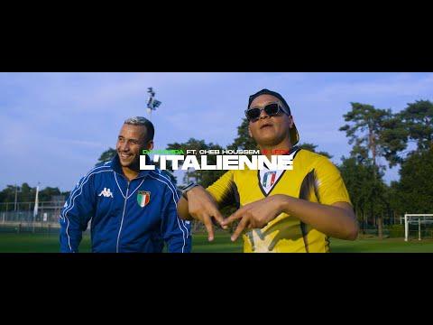 Dj Hamida - L'italienne (feat. Cheb Houssem & Leck)
