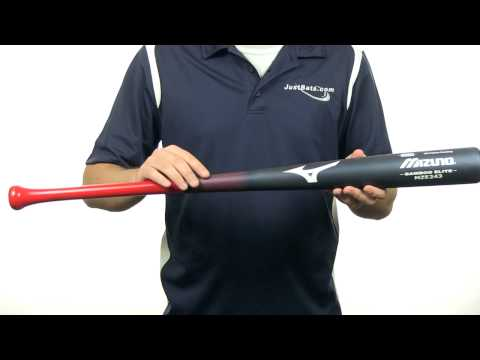 Mizuno Bamboo Elite Wood BBCOR Bat: MZE243 Adult