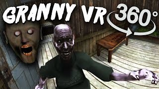 Granny VR 360 - Horror Video Tribute