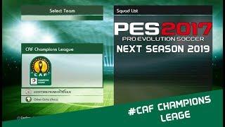 pes 2019 caf champions league - 免费在线视频最佳电影电视节目