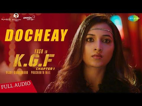 Docheay Song | Audio | KGF | Telugu | Yash | Tamannaah | Prashanth Neel | Airaa Udupi | Ravi Basrur