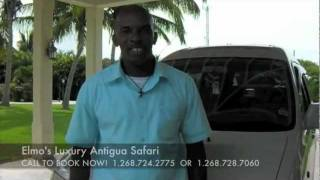 preview picture of video 'Elmo's Luxury Antigua Safari'