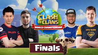 World Championship #2 Qualifier FINALS - Clash of Clans