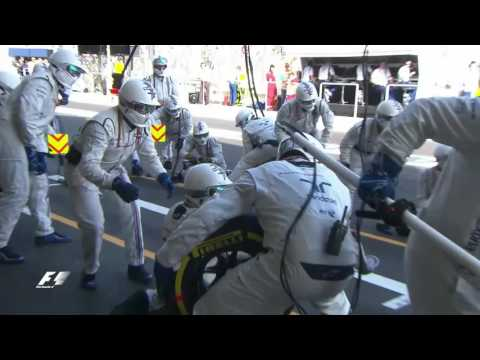 Here's (Probably) The Fastest F1 Pit Stop Ever