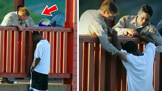 """Cop Called The """"Guardian Of The Golden Gate Bridge"""" Saved More Than 200"""