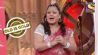 Bharti Is Bewitched By Akshay Kumar | Old Is Gold | Comedy Circus Ke Ajoobe