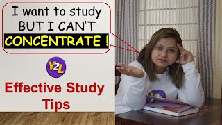 How to focus on studying during exams  | How to concentrate on studies | How to study all day