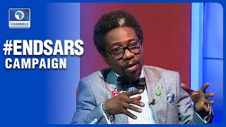 How We Made #EndSARS Campaign Effective - Segun 'Segalink' Awosanya