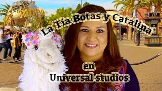 Catalina visita Universal Studios - Videos Educativos Infantiles - Episodio 4/10
