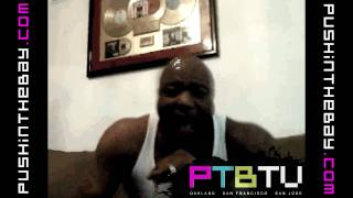 "Spice-1 - Michael Jackson Tribute, ""Street General"" PTBTV Freestyle Rap"