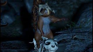 Divinity: Original Sin 2 - SQUIRREL KNIGHT (Sir Lora) Trailer