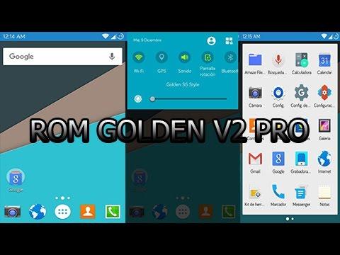 ROM GOLDEN V2 PRO PARA S3 MINI I8200L/N/Q - Музыка для Машины