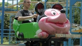 preview picture of video 'In the Woods Flying Mouse - Quanlin Amusement Park'