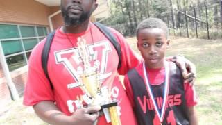 F.L.A Vikings Inerview Back2 Back City Championships