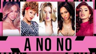 Mariah Carey, Da Brat, Iggy Azalea, Lil Kim & Cardi B - A No No (Remix)