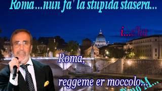 Roma nun fa' la stupida stasera Lyrics