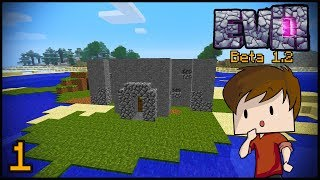 BACK TO BETA. Minecraft Evolution SMP #1