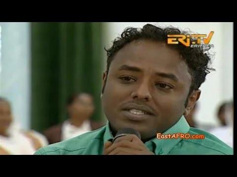Eritrean ERiTV interview with Artist Aklilu Mebrahtu
