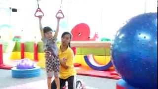 The Amazing Mason - Baby Gym (My Gym World Development Centre)
