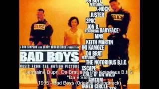 Jermaine Dupri,  Da Brat, and The Notorious B.I.G. - Da B Side