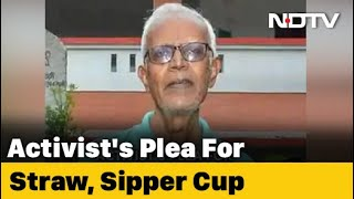 For 20 Days, Stan Swamy, 83, Has Been Asking For A Straw And Sipper - SKIN