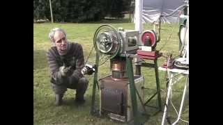 Мощный двигатель Стирлинга