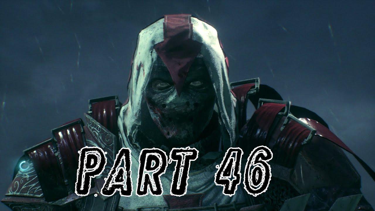 Batman: Arkham Knight – 46 – Erbe der Maske