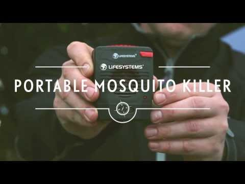 Lifesystems Portable Mosquito Killer Unit Video