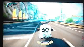 Italy Grand Tour battle race Cars 3 ps4