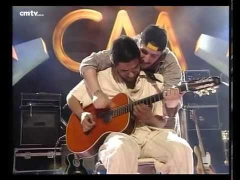 Bersuit Vergarabat video Popurrí popular - CM Vivo 2000