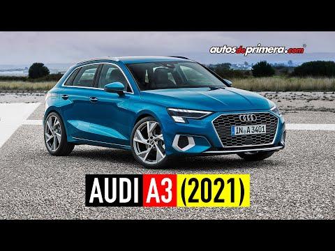 Audi A3 Sportback 2021, así es la nueva generación 🚙🔥💨