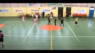 preview picture of video 'SPARTA POMIGLIANO vs. VIRTUS FLEGREA - Metropolis TV'
