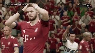Bayern Munchen Vs Lazio FIFA 19 INDONESIA BAGIAN 01 CAREER MODE