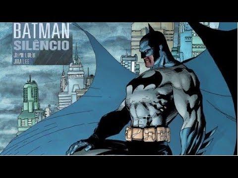 Quadrinhos: Batman - Silêncio