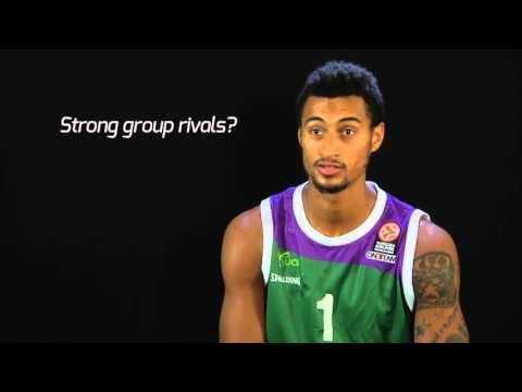 Pre-season Interview: Edwin Jackson, Unicaja Malaga