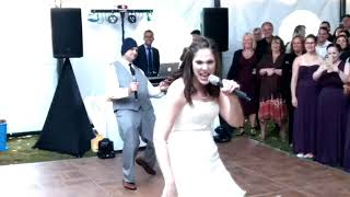Let Me Clear My Throat! Father/Daughter Wedding Dance Video
