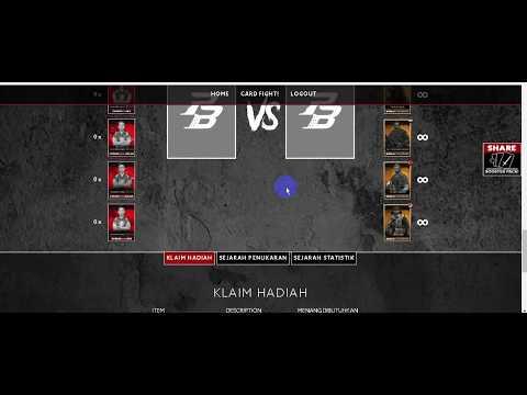 Video Cara Mengikuti Event Player Card Battle PB Garena