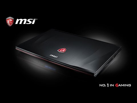 Unboxing + Review Kecil MSI GE62 2QE Apache Pro