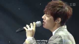 2014  Painful Love 아픈 사랑 LEE MIN HO 이민호 李敏镐  Encore Concert In Seoul