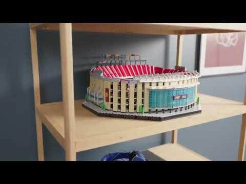 Vidéo LEGO Creator 10284 : Le Camp Nou - FC Barcelone