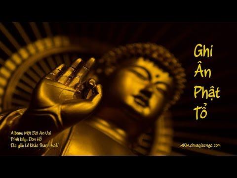 Ghi ân Phật Tổ