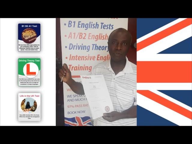 A1/ A2 English Test Training – Fast Track Training