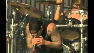 AVENGED SEVENFOLD - God Hates Us (Graspop 2011 live)