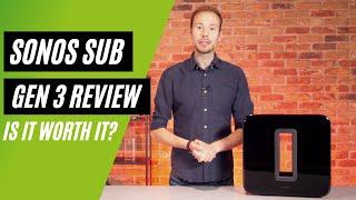 Sonos Sub Gen 3 Review - Should you spend £699??? (2021)