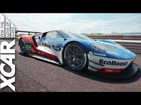 2016 Ford GT: Ready To Take On Ferrari - XCAR