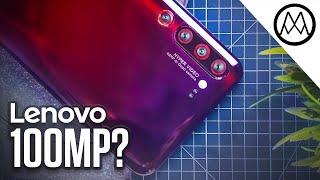 Lenovo Z6 Pro The 100 Megapixel Smartphone?