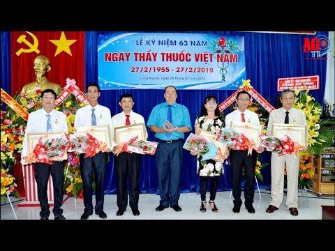 Kỷ niệm 63 năm ngày Thầy thuốc Việt Nam 27-2